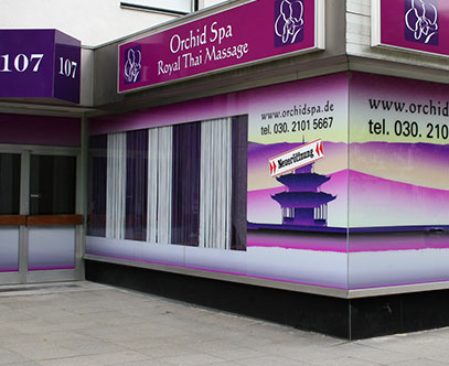 OrchidSpa Thaimassagen Berlin